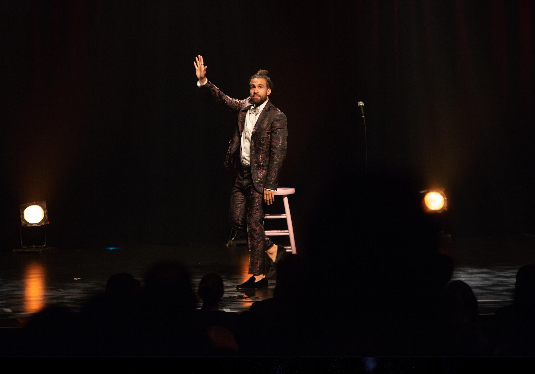 Jay Du Temple clôturera la tournée de son premier show au Centre Bell