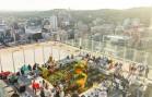Prendre un verre sur la plus haute terrasse à Montréal