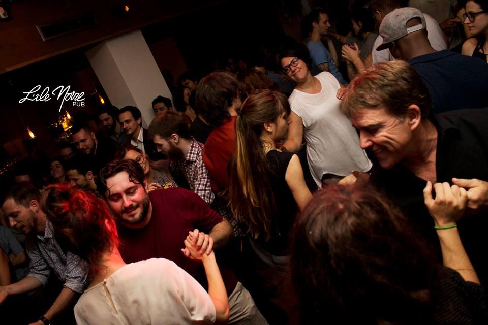 Le pub L'Île Noire va célébrer ses 30 ans dans le Quartier latin à Montréal