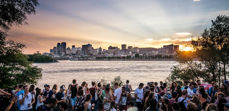 GROS week-end d'activités à Montréal pour cette longue fin de semaine