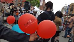 La Promenade Masson en fête du 23 au 26 mai à Montréal