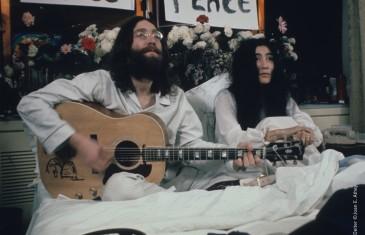 50e anniversaire du BED-IN de John Lennon & Yoko Ono à Montréal