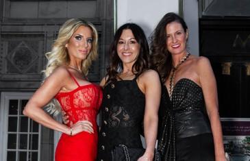 Les photos de la fabuleuse soirée Grand Prix F1 au Ritz-Carlton