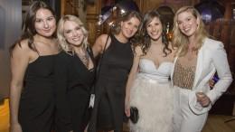 Photos   Superbe party fashion du magazine Dress to Kill au Bar George à Montréal