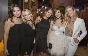 Photos | Superbe party fashion du magazine Dress to Kill au Bar George à Montréal