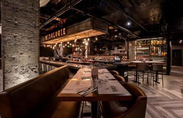 Le Shaker ouvre un tout nouveau et premier restaurant à Montréal