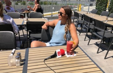Vidéo | Terrasse du restaurant Zibo à Saint-Hyacinthe