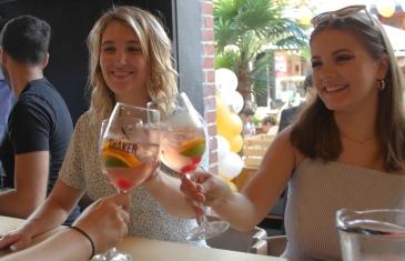 Vidéo | Ouverture Shaker Cuisine et Mixologie sur le boulevard Saint-Laurent à Montréal