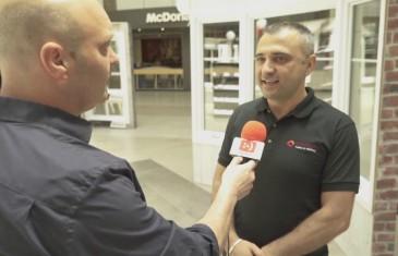 Vidéo | Groupe Royalty au centre commercial Place Vertu