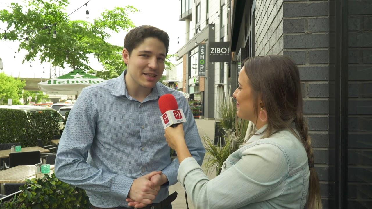Vidéo | Terrasse du restaurant Zibo à Griffintown