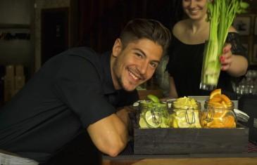 Vidéo | Terrasse du restaurant Zibo centre-ville à Montréal