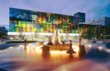 Record d'affluence au Palais des congrès de Montréal