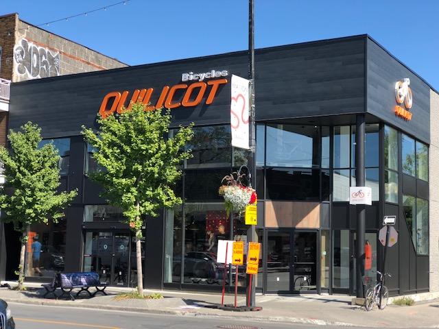 Bicycles Quilicot ouvre le plus grand centre vélo à Montréal sur la rue Masson