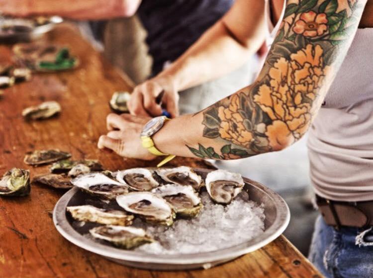 Montreal Oysterfest organise un petit party d'huîtres dimanche au Café des Éclusiers