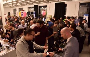 Un Festival du saké pour passer une superbe soirée au Marché Bonsecours