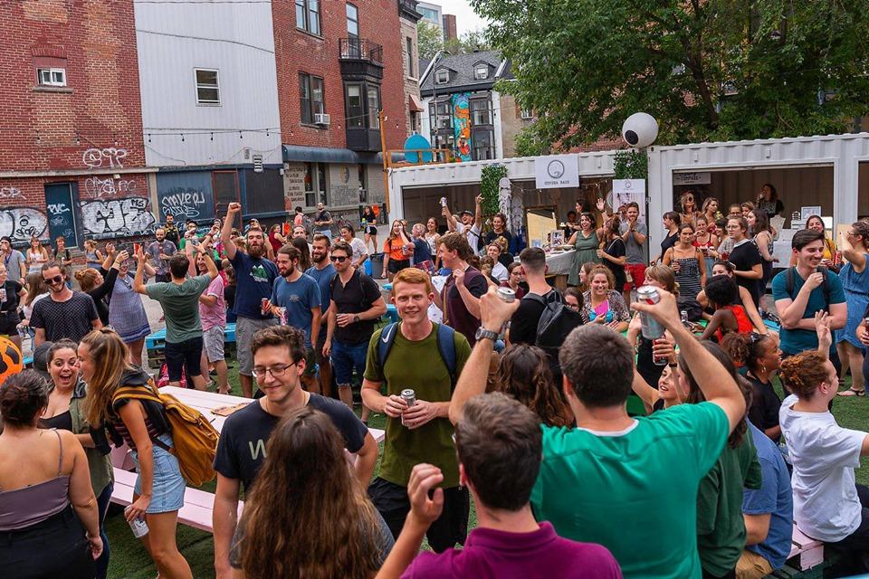 OUMF: le festival de la rentrée complètement gratuit sur la rue Saint-Denis