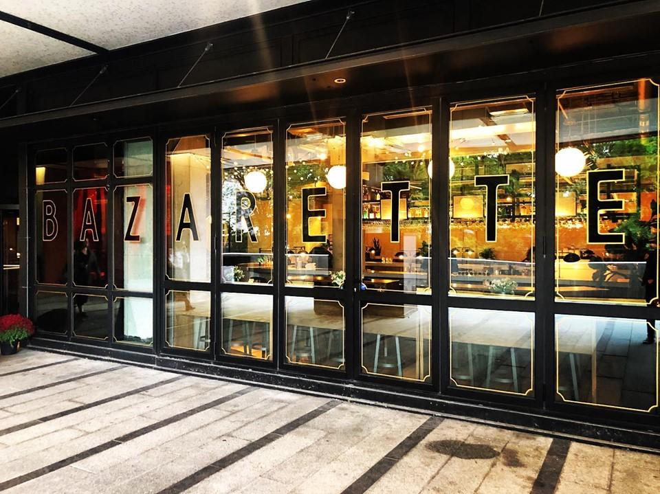 Bazarette: un nouveau bar à vin situé tout près du Centre Bell