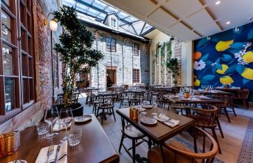 Le restaurant Jacopo propose un brunch à l'italienne au coeur du Vieux-Montréal