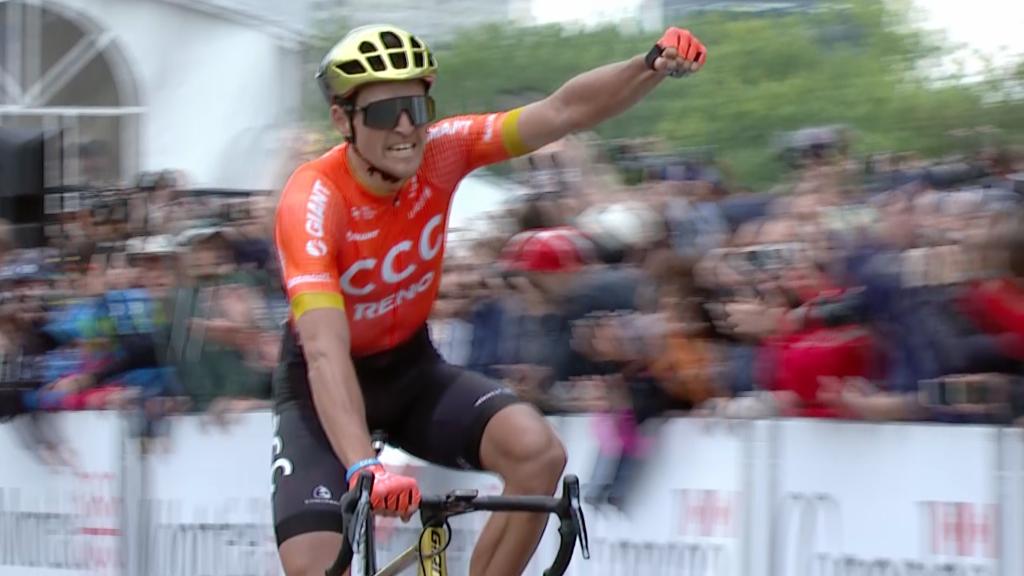 Vidéo | Les faits saillants du Grand Prix Cycliste de Montréal