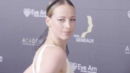 Vidéo   Tapis rouge du Gala des prix Gémeaux