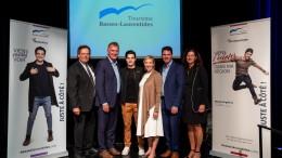 Mikael Kingsbury nouveau porte-parole de Tourisme Basses-Laurentides