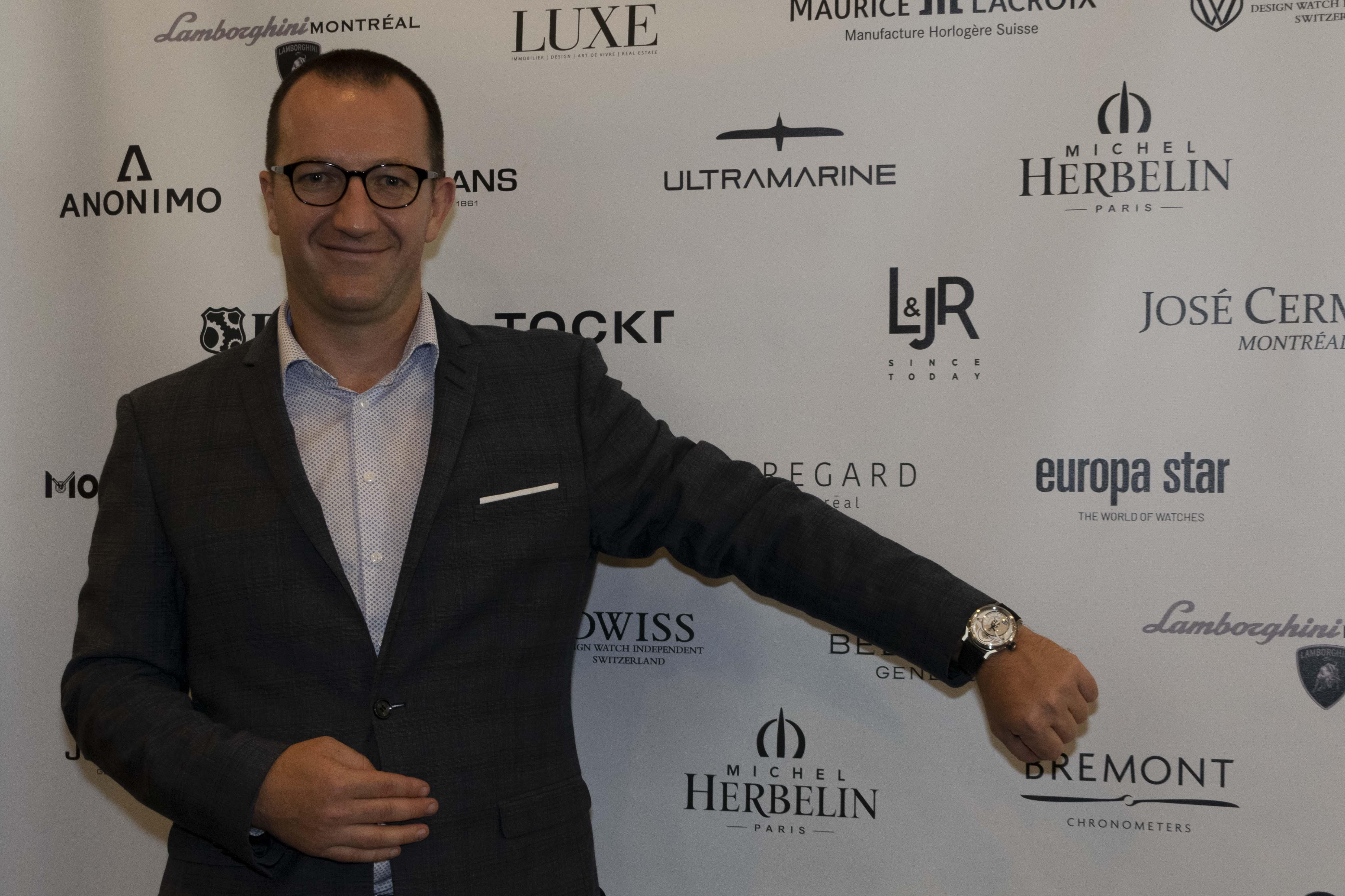 Photos | 1er Salon de montres de prestige à Montréal au Club Saint-James