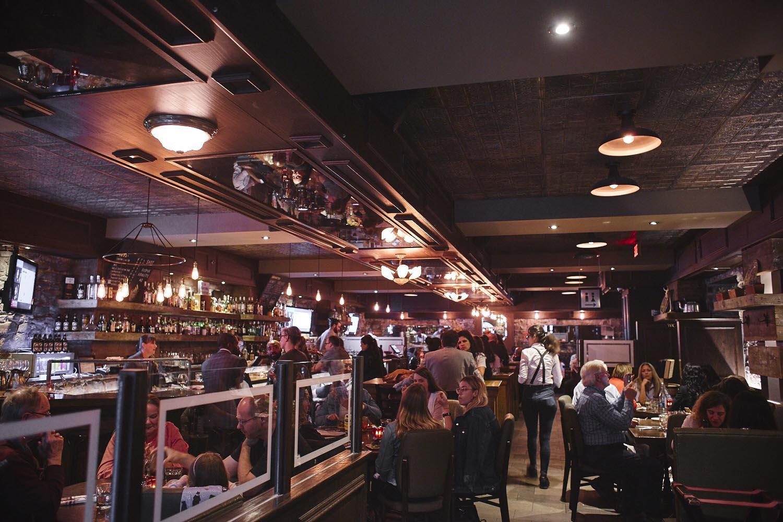 Découverte d'un menu avec whiskey à la Taverne Gaspar dans le Vieux-Montréal