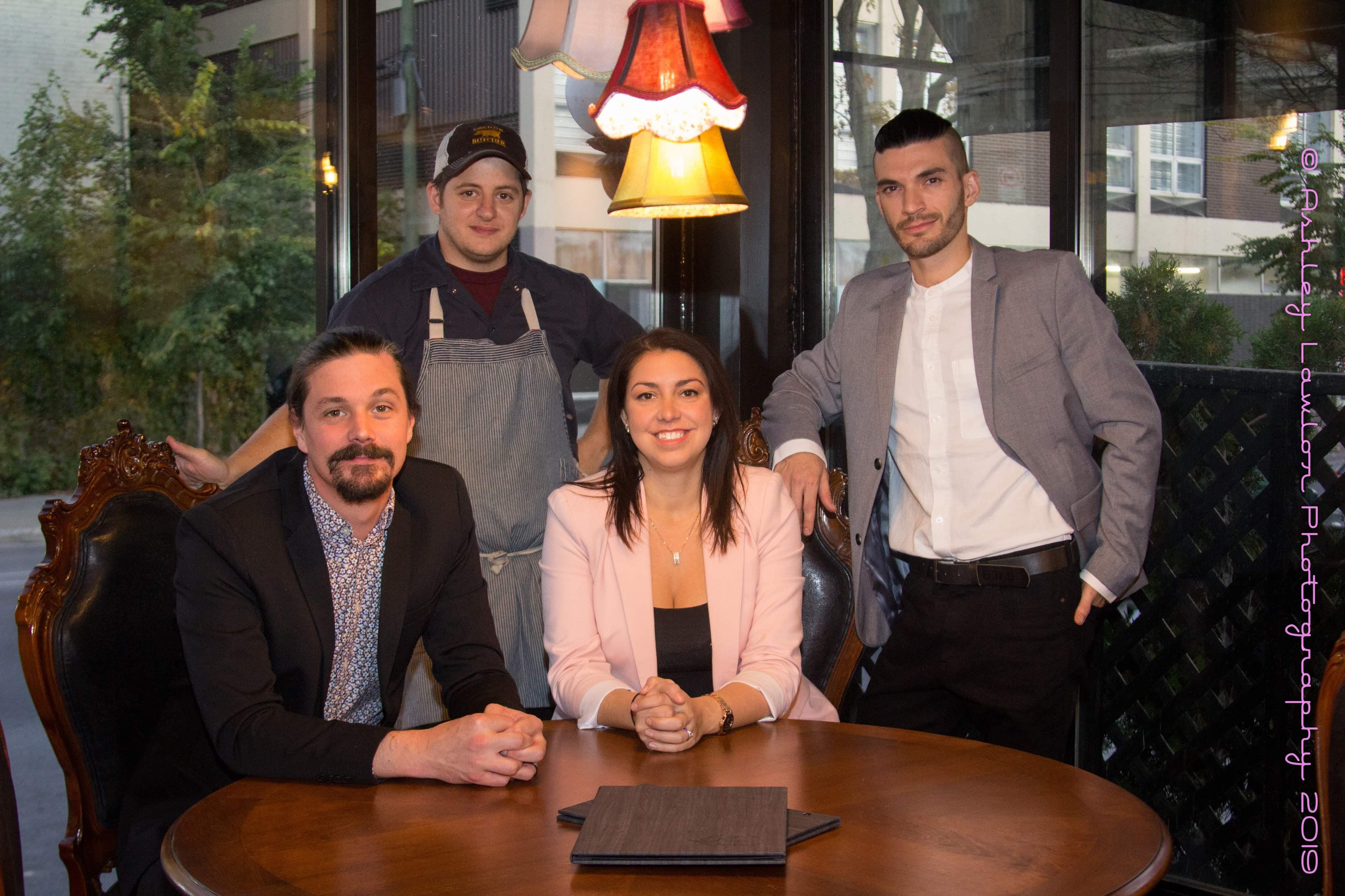 Le Rose-Marie: un tout nouveau restaurant avec une équipe dynamique et expérimentée à Montréal