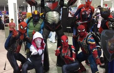 Les photos de la première édition du Comiccon de Laval