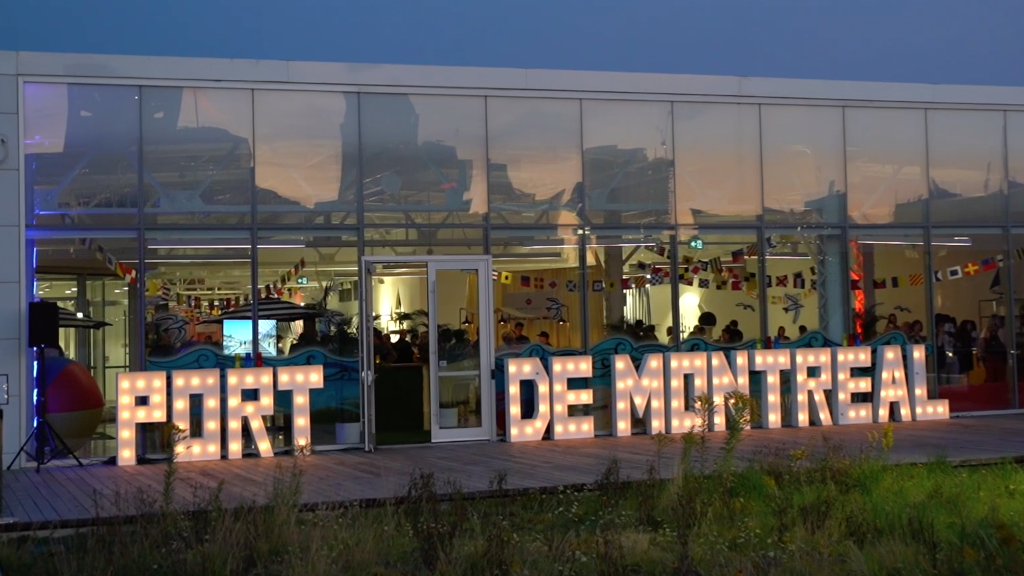 Reportage vidéo | Célébrations au Grand Quai du Port de Montréal
