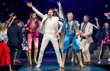 La comédie musicale Mamma Mia! de retour pour la période des Fêtes à Montréal