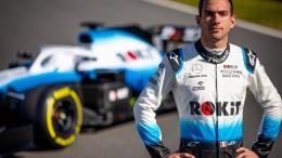 Le Montréalais Nicholas Latifi pilotera en F1 avec l'écurie Williams en 2020