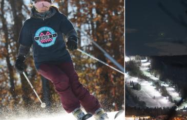 Les pistes de ski et de snow ouvrent ce week-end au Sommet Saint-Sauveur