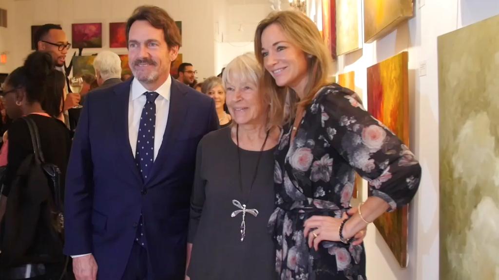 Reportage vidéo | Vernissage de l'exposition DUO à la Galerie 203 dans le Vieux-Montréal