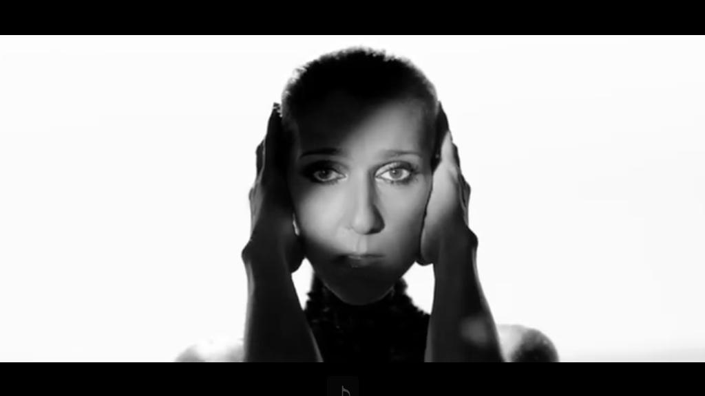 VIDÉO | Céline Dion lance son nouveau vidéoclip Courage tout en noir et blanc