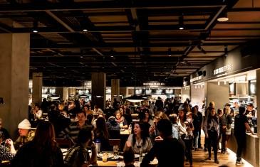 Time Out Market Montréal : les photos de l'ouverture au Centre Eaton