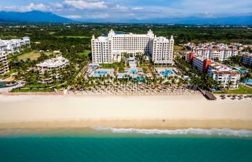 Photos | L'hôtel Riu Vallarta complètement rénové et prêt à accueillir les clients