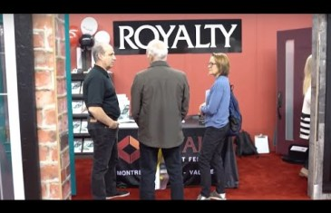VIDEO   Groupe Royalty at ExpoHabitation at Olympic Stadium