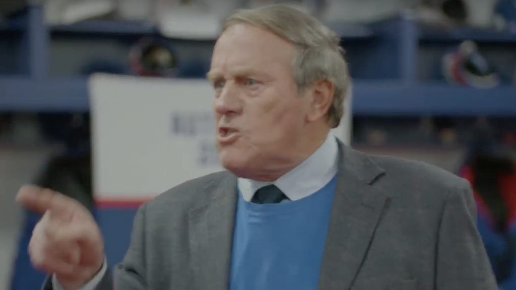 Le 91.9 Sports célèbre son nouveau sondage d'automne avec une vidéo hilarante à la Lance et Compte avec Jean Perron