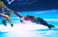 VIDÉO | Le spectacle sur glace AXEL du Cirque du Soleil présentée au Centre Bell pour les Fêtes