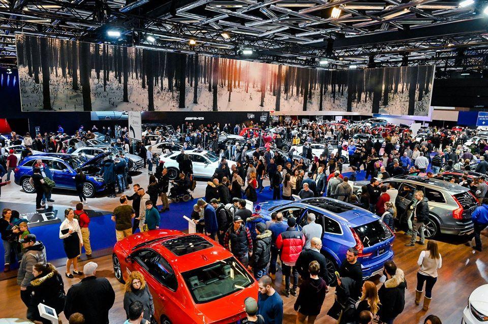 Plus de 183 000 personnes ont assisté au Salon International de l'Auto de Montréal