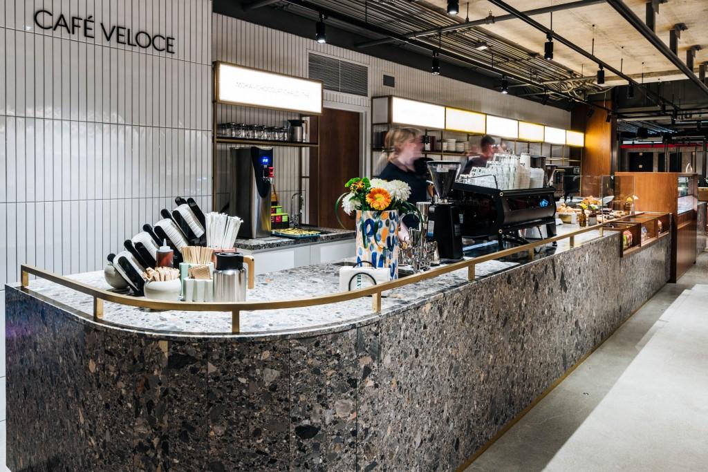 Café Veloce - Crédit : Patricia Brochu - Cathcart