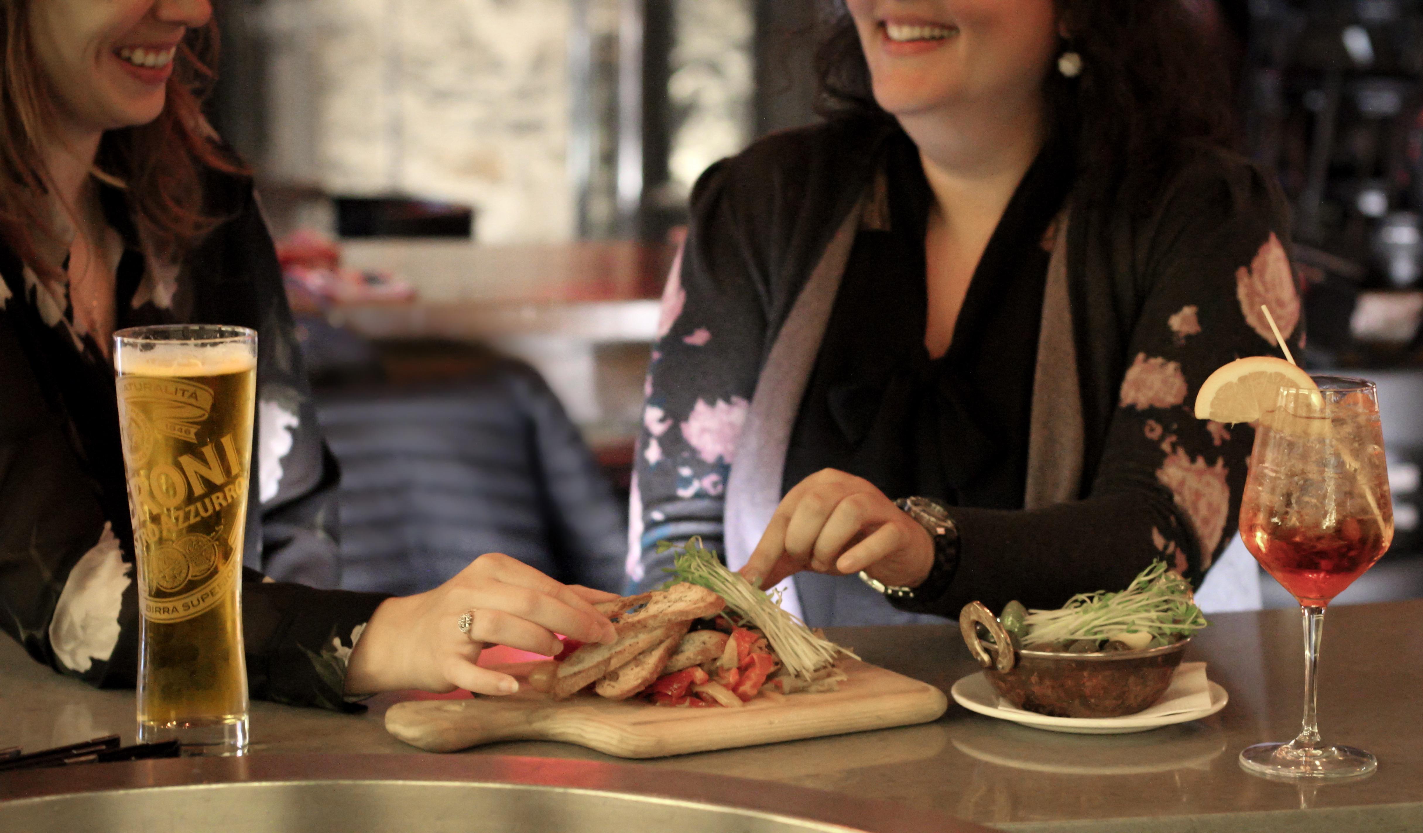 Le Happening Gourmand des tables d'hôte à rabais dans le Vieux-Montréal