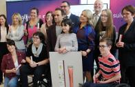 VIDÉO | Le Mois des Câlins pour la Fondation du CHU Sainte-Justine
