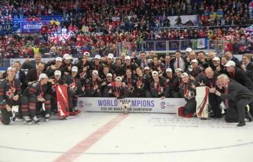 RDS et TSN signent les droits de diffusion du Championnat mondial de hockey junior jusqu'en 2034