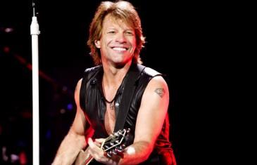 Le groupe Bon Jovi en spectacle à Montréal le 11 juillet