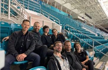 Vidéo | Une entreprise de Montréal a illuminé le spectacle de la mi-temps au Super Bowl