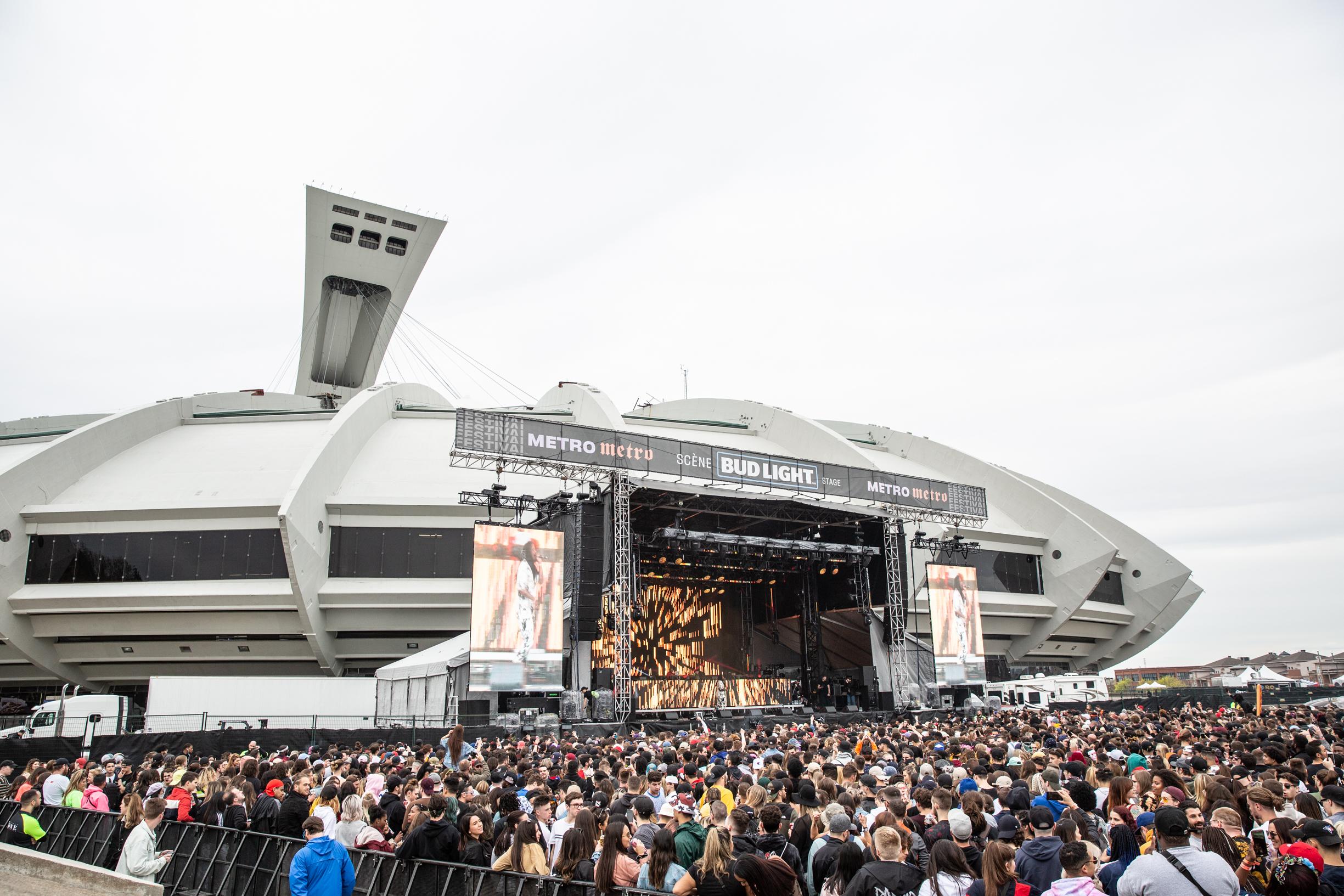 Le festival de musique Métro Métro s'étale sur trois jours en 2020 à Montréal