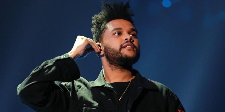 The Weeknd en spectacle au Centre Bell le 2 juillet