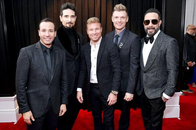 Les Backstreet Boys en spectacle à Montréal au mois de septembre